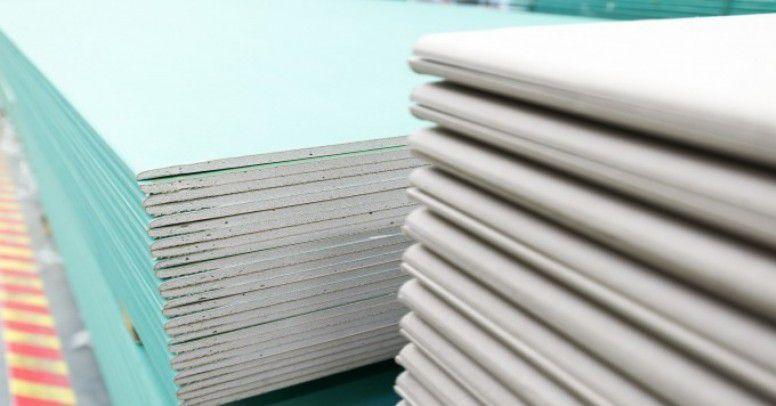 Płyta gipsowo-kartonowa, płyta regipsowa – materiał budowlany
