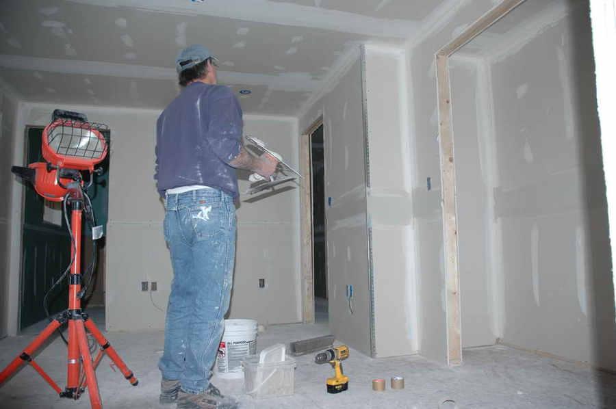Ściany działowe w suchej zabudowie / Ścianki działowe
